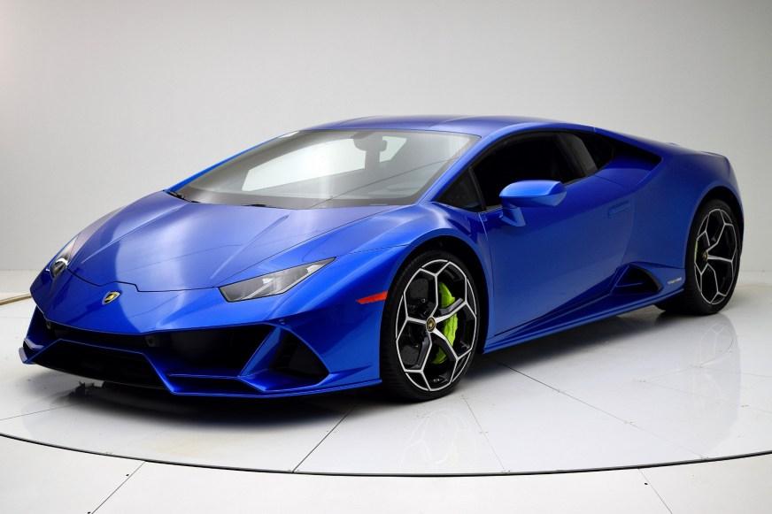 New 2020 Lamborghini Huracan EVO Coupe For Sale ($317,319 ...
