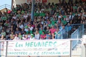 Venez supporter le FCL à Carcassonne