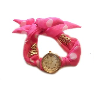 fancy-floral-cloth-band-watch-pink