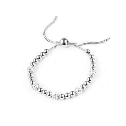 Bracelet Round plated snake chain