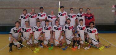 La squadra del FC Milano Molotov