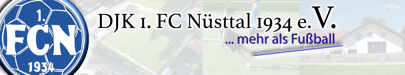 DJK 1. FC Nüsttal 1934 e.V.