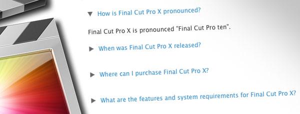 Final Cut Pro X Tutorials | Jonny Elwyn - Film Editor