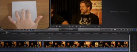YouTube gestures editing final cut pro x