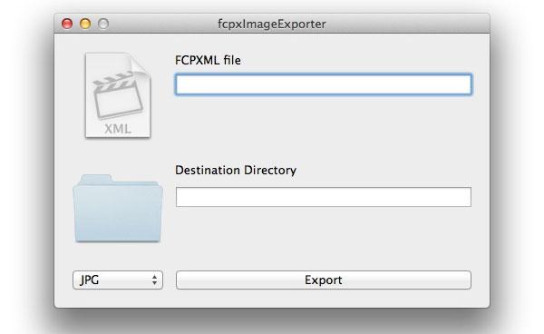 FCPXImageExporter 3