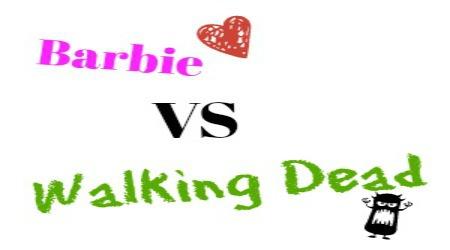 Predation Series – Part 2: Barbie VS Walking Dead