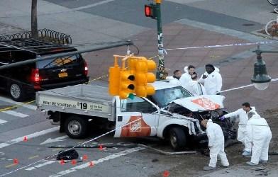 Manhattan Terrorist Vehicle Attack