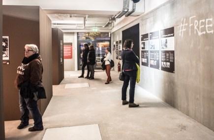 Vernissage F3R-Ausstellung (Foto Sabrina Adeline Nagel) - 19