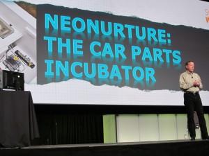 Neonurture and Jeff Ray