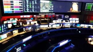 Mission Control at JPL