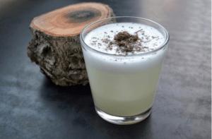magic mushroom in drink