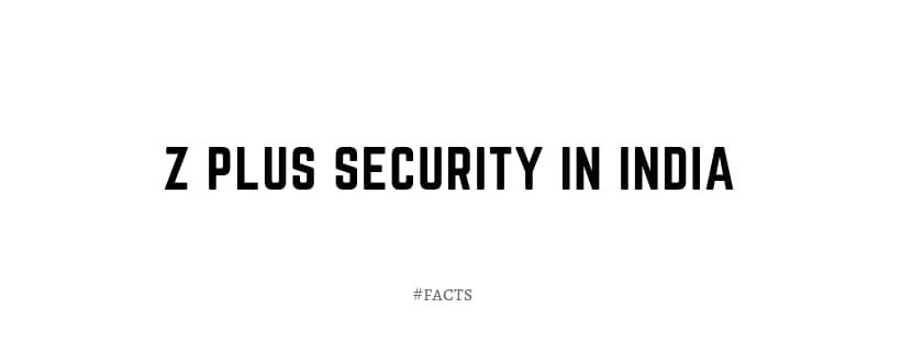 z plus security in India