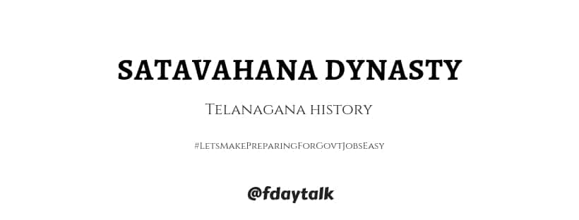 Satavahana Dynasty kingdom