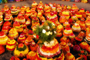 essay on bathukamma festival in telugu language