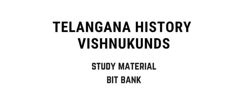Vishnukundina dynasty Rulers
