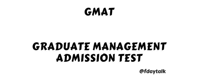 Is It A Good Idea To Give GMAT