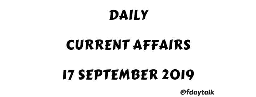 every day current affairs updates