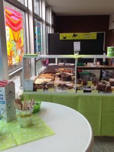 Kuchen am Wahltag