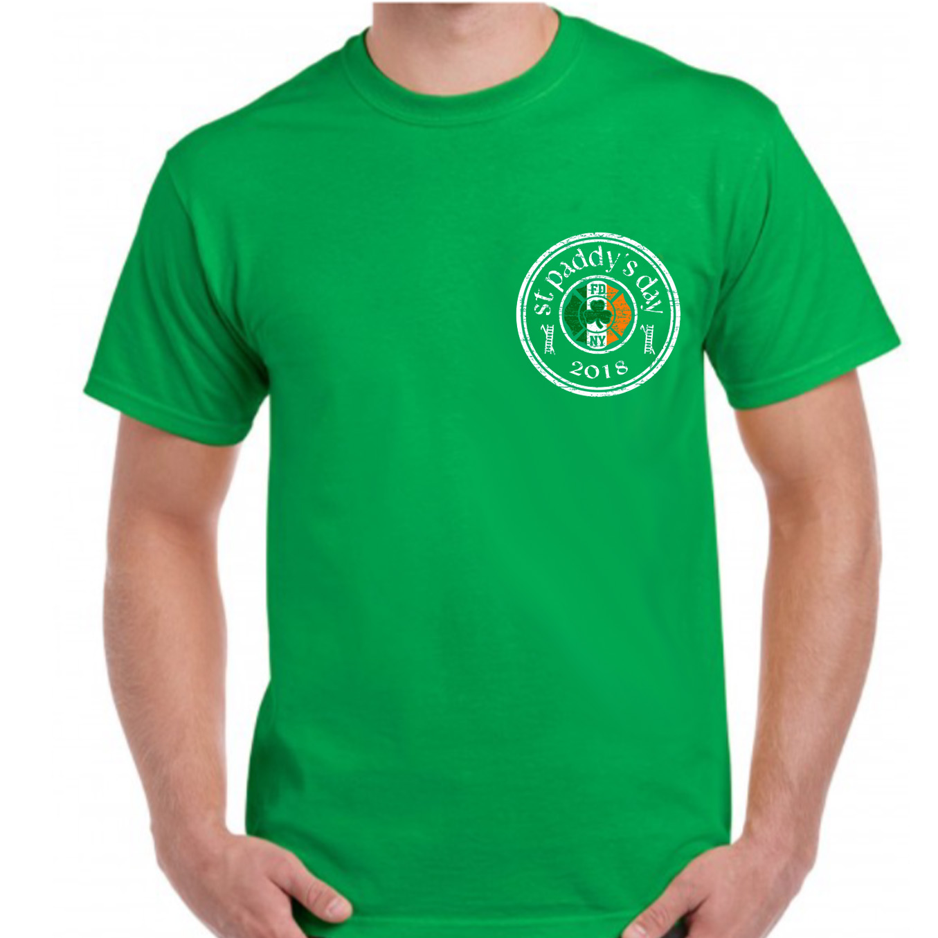 Fdny St Patrick S Day T Shirt Fdny Shop