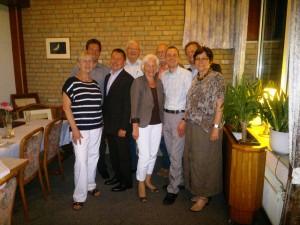 in Lars Linge ist neuer Ortsvorsitzender