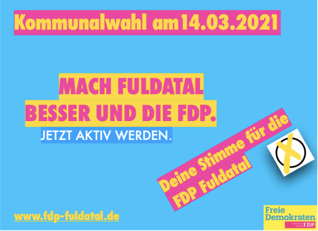 in Kommunalwahl am 14.03.2021