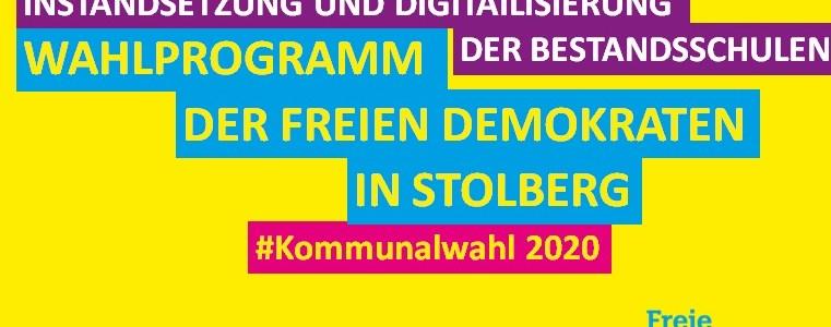 Bestandsschulen in Stolberg stärken