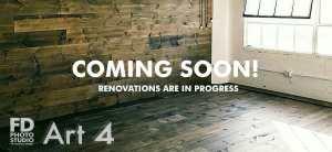 wood corner coming soon to ART 4!