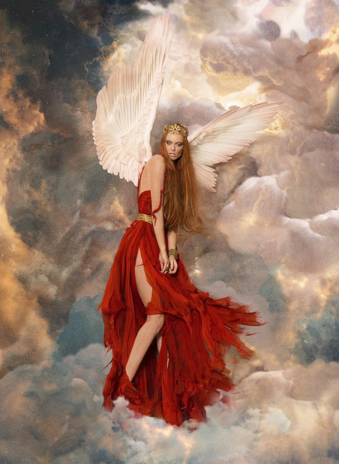 The Devil Wears Angel by Jvdas Berra