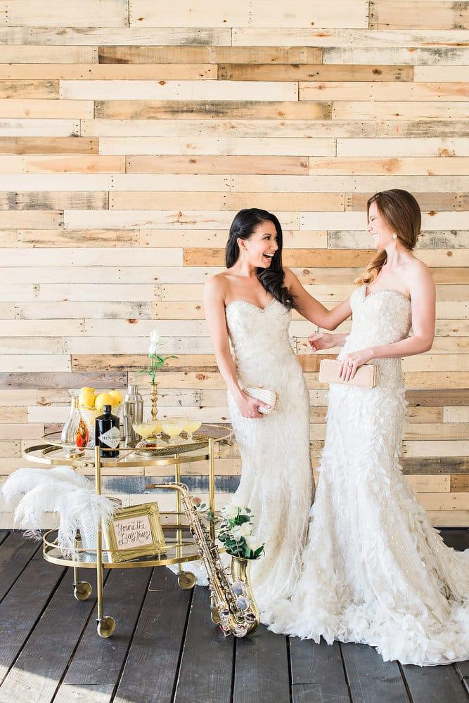 Leading Ladies and Bridesmaids