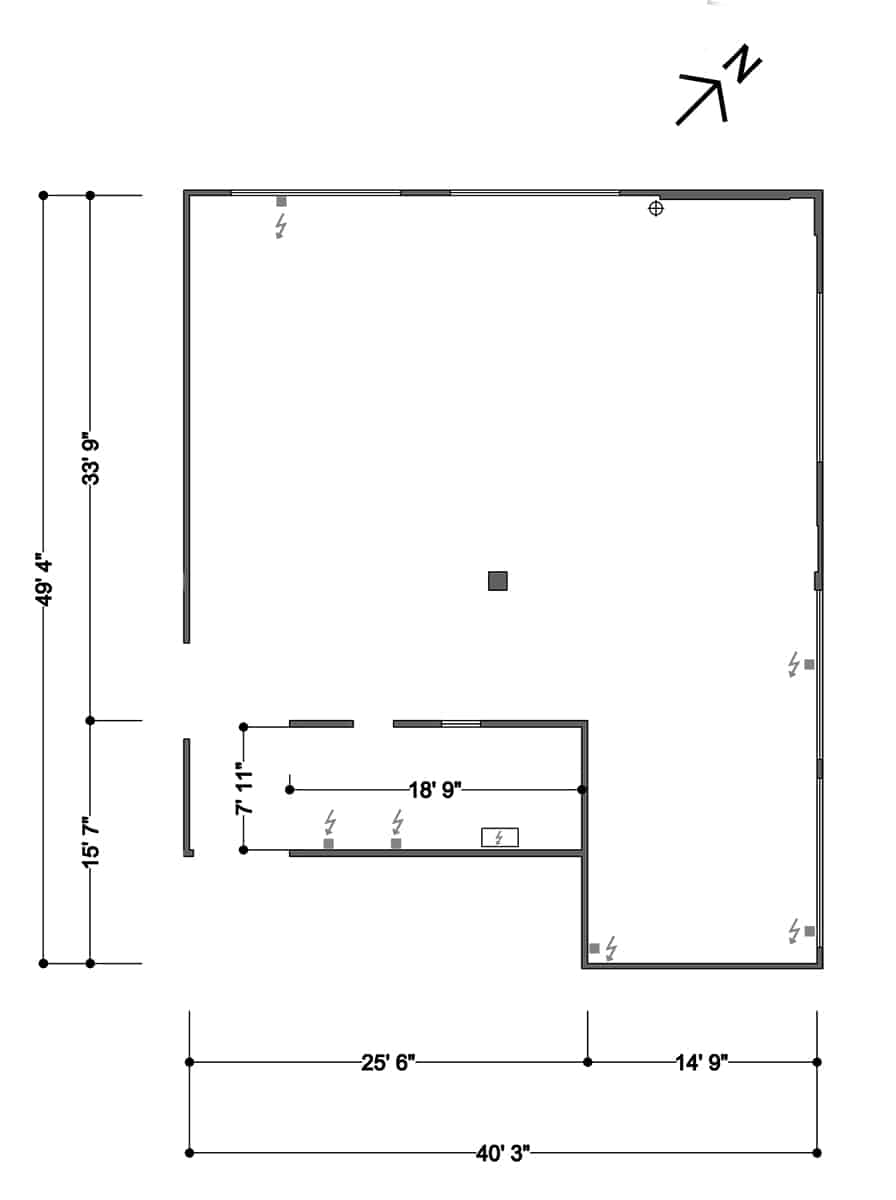 FD Studios - Hill 4 - Floor plan-