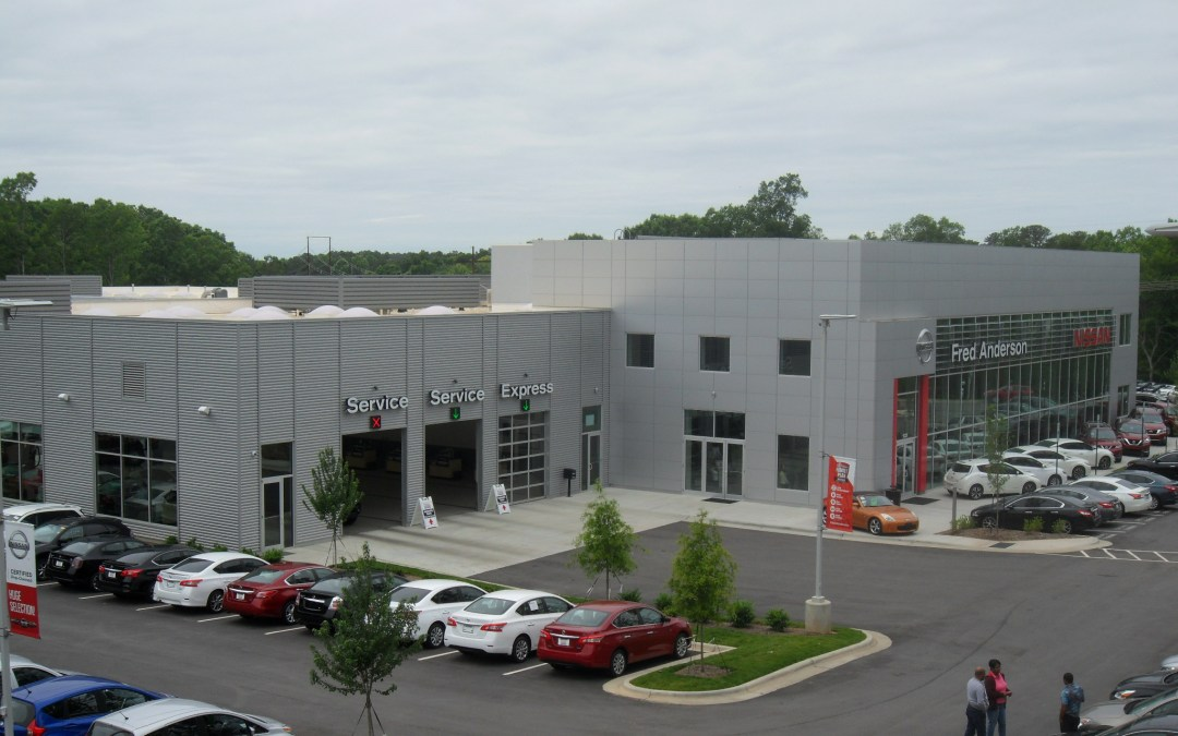 Fred Anderson Nissan