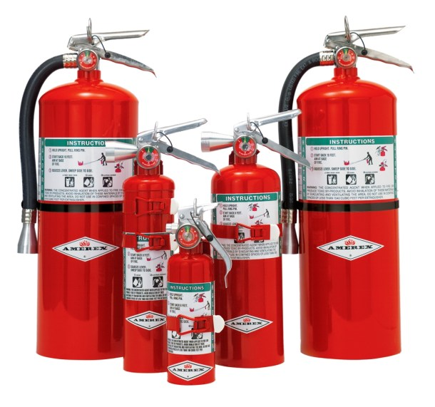 Fire Extinguisher - Fire Disaster and training consultants