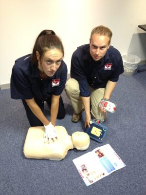 First Aid - Fire Disaster and Training Consultants