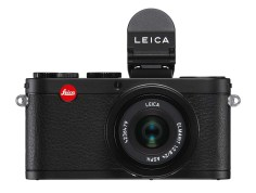 Leica X2 Black front viewfinder EVF2