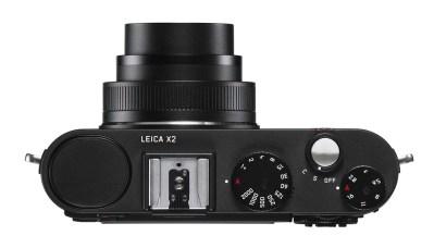 Leica X2 Black top_1