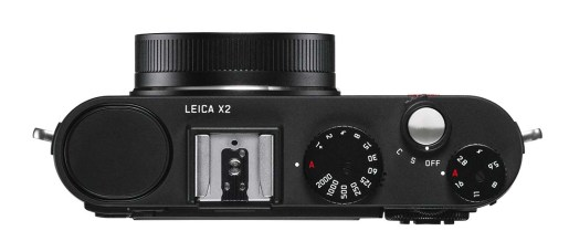 Leica X2 Black top_2