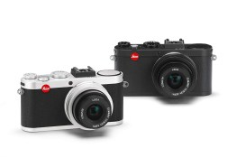 Leica X2 black and silver