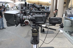 Codex Onboard-S on Sony F3