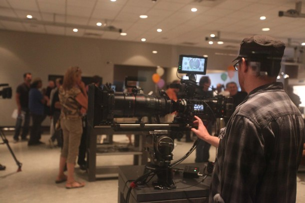 AbelCine Open House, Burbank Office
