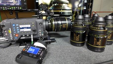/i lens data on Main Display and WCU-4