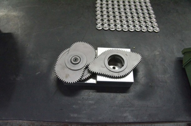 Patented geared assembly