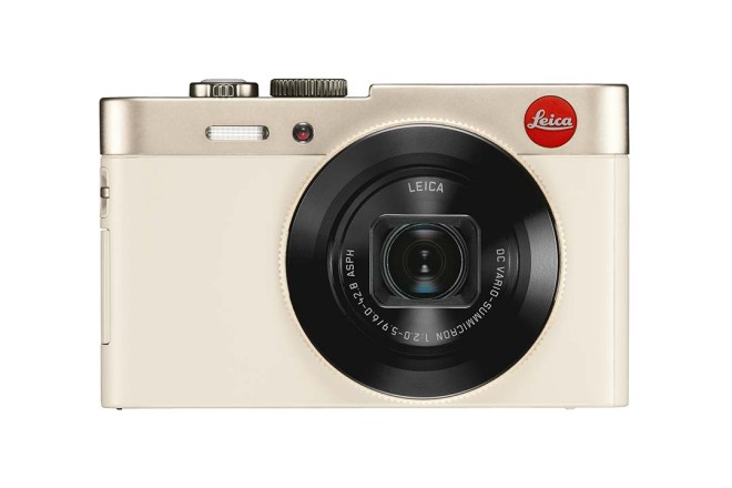 Leica C_light-gold_front