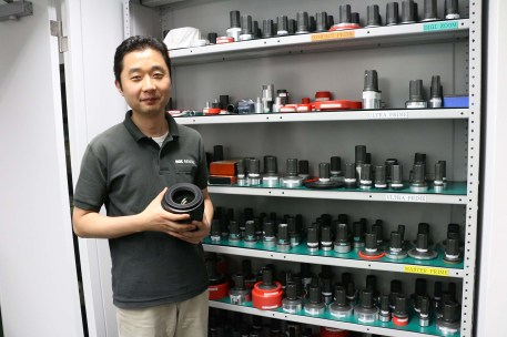 complete inventory of ZEISS repair tools