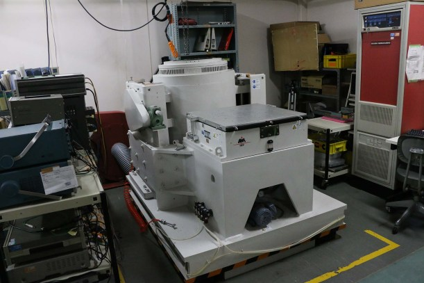 test equipment: vibration