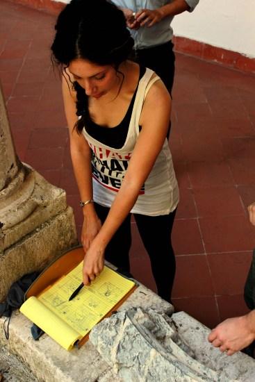 Student Director Ellie Joseph (Tel Aviv University)