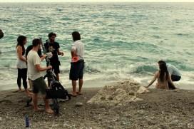 Taormina Beach – a CineCampus 2013 shooting location