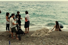 Taormina Beach – a CineCampus 2013 shooting location