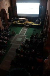 "A ""New Cinematographers Showcase"" evening screening at Terre di Cinema 2013"