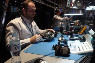 Canon C300 repair