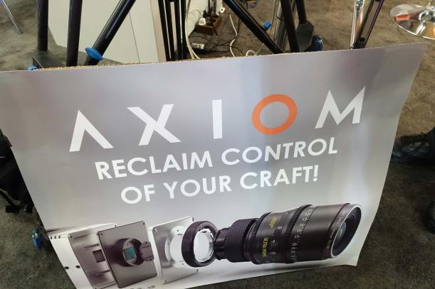 AXIOM--Open Source DIY 4K camera